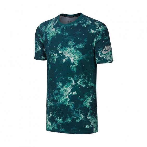 Nike International Tee, Green Abyss
