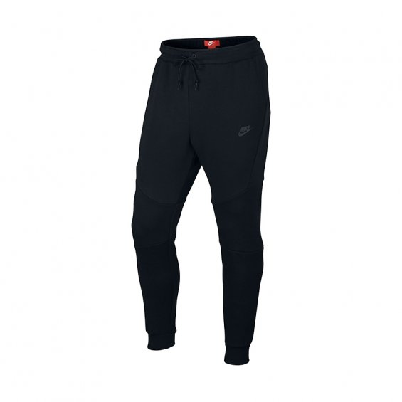 Nike Tech Fleece Jogger Pants, Black