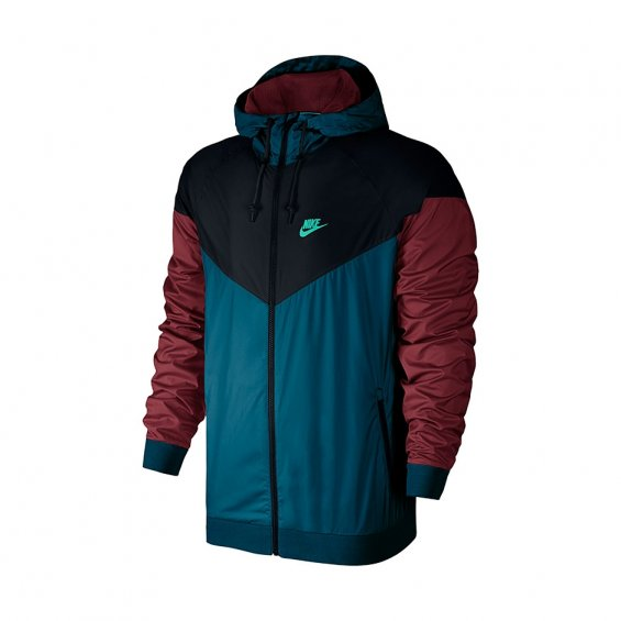 Nike Windrunner, Green Abyss