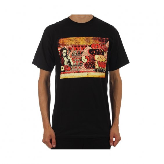 Obey x Cope2 Poster Tee