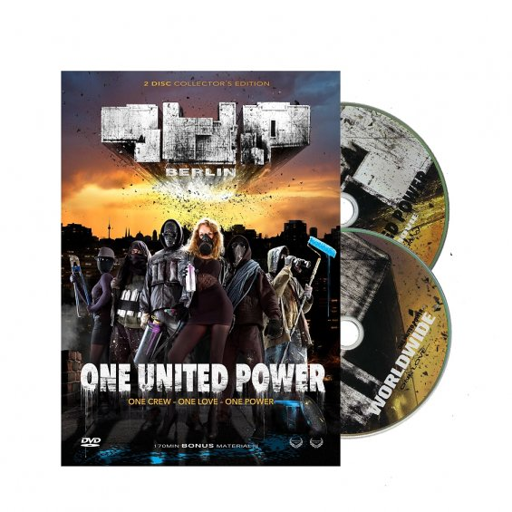 1UP - One United Power DVD