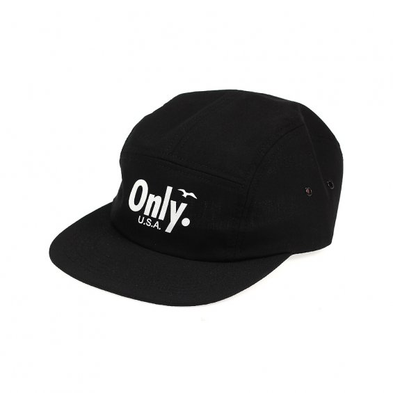ONLY Shore 5-panel, Black