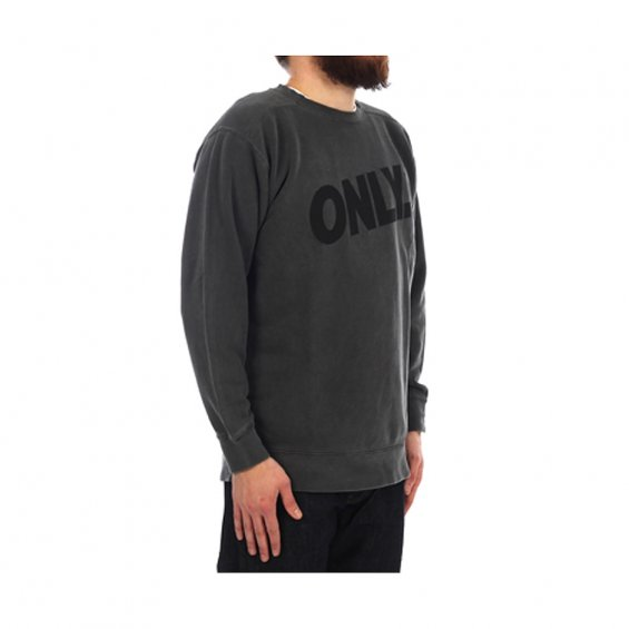 ONLY Volley Crewneck, Black