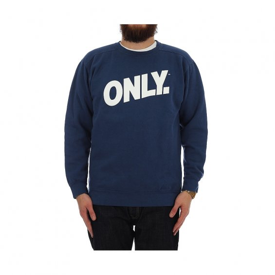 ONLY Volley Crewneck, Navy