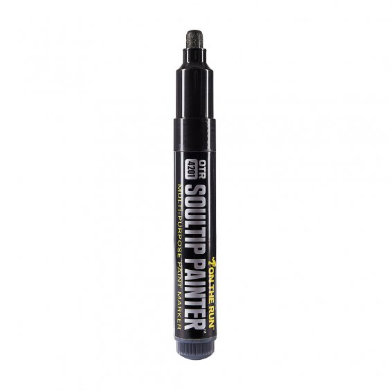 OTR.4201 Soultip Painter Marker 8mm, Black
