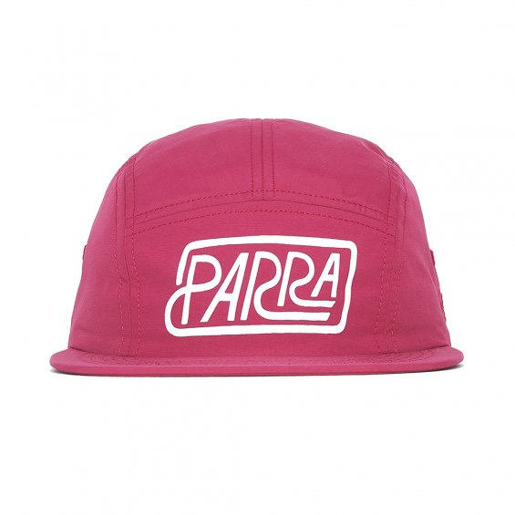 Parra Labyrinth Volley Hat Cap, Purple
