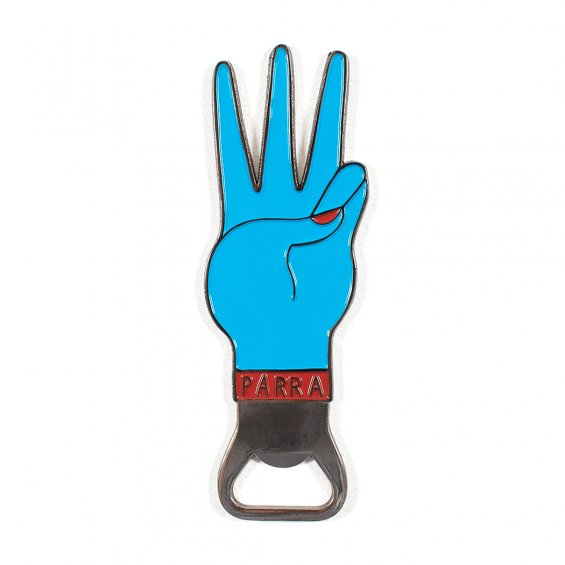 Parra Third Prize Bottle Opener