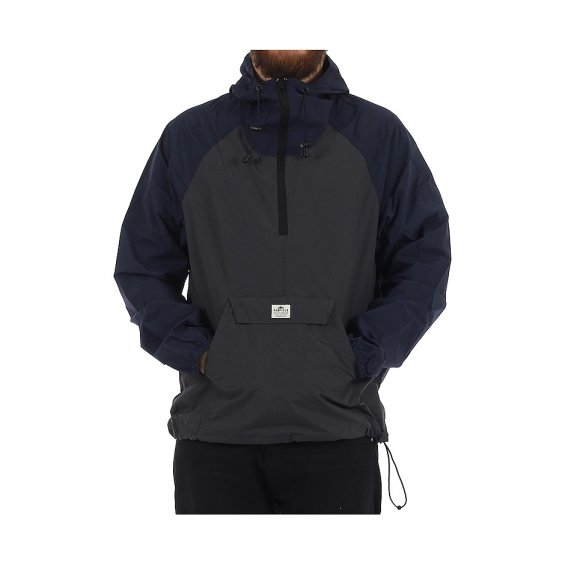 Penfield Pac Jac Packable Jacket, Navy Charcoal