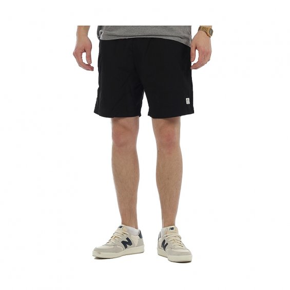 Penfield Seal Swimmer Plain Shorts, Black