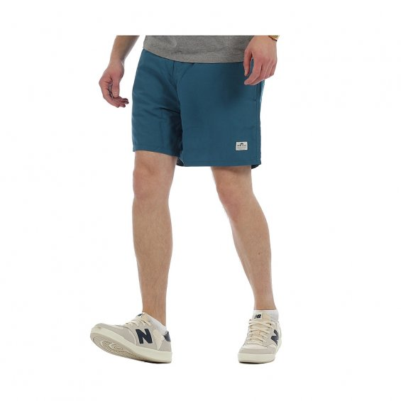 Penfield Seal Swimmer Plain Shorts, Petrol