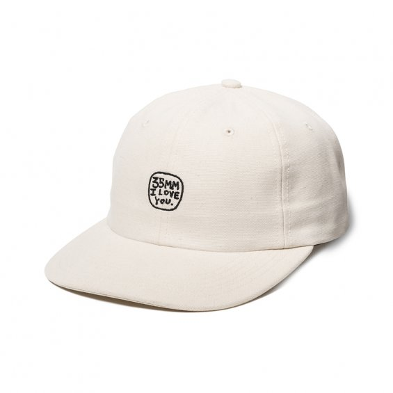 The Quiet Life 35mm Polo hat, Natural