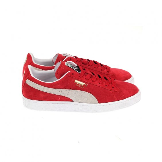 PUMA Suede Classic+ ( 352634 005 ), Team Regal Red White