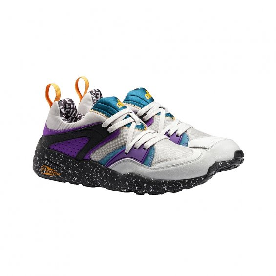 PUMA x ALIFE Blaze of Glory, GrayT Blue
