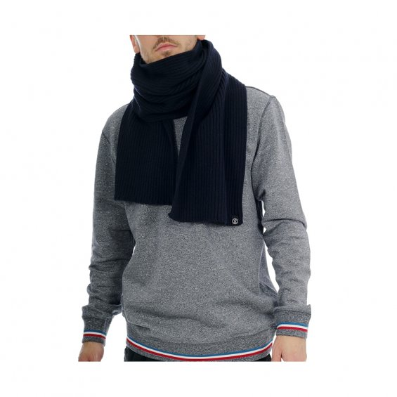 Qhuit Scarf, Navy