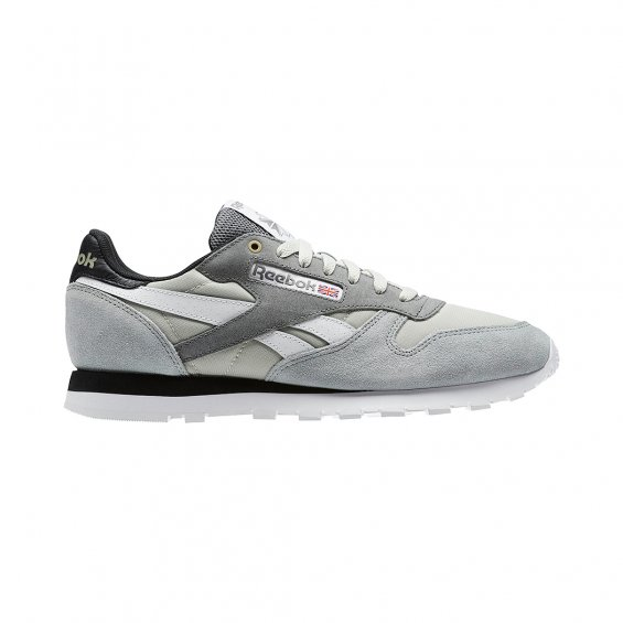 Reebok Classics CL Leather MCCS Shoes, Marble