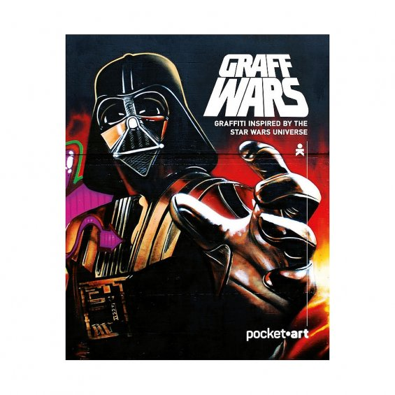 Graff Wars Pocket Art