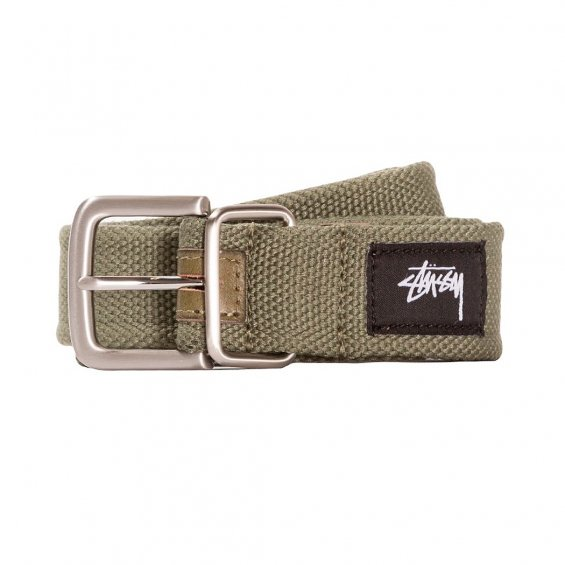 Stussy Military Belt, Olive