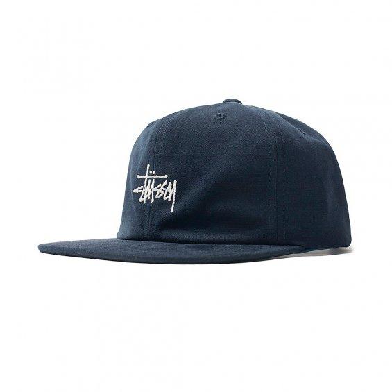 d30544736f7 Stussy Washed Oxford Strapback Cap