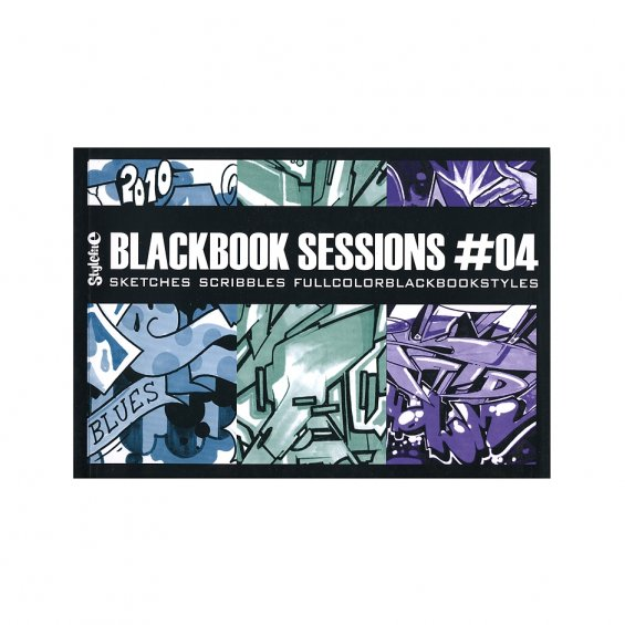 Stylefile Blackbook Sessions 4