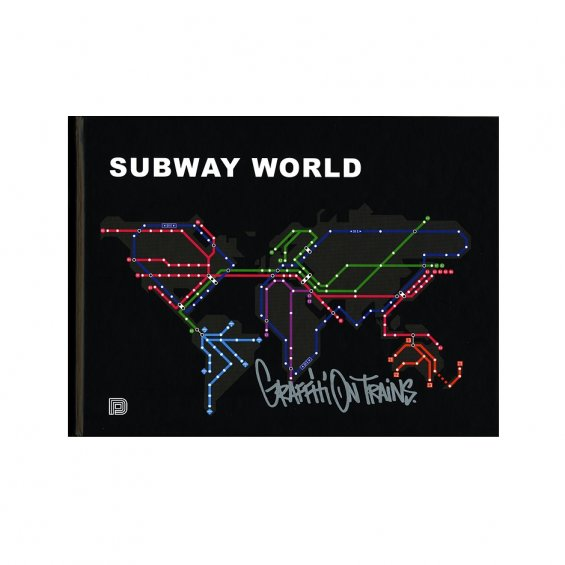 Subway World Graffiti on trains