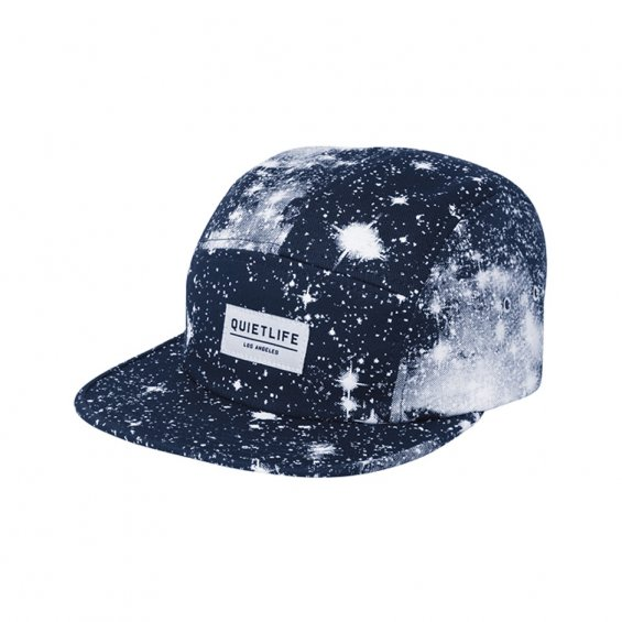 The Quiet Life Cosmos 5-panel