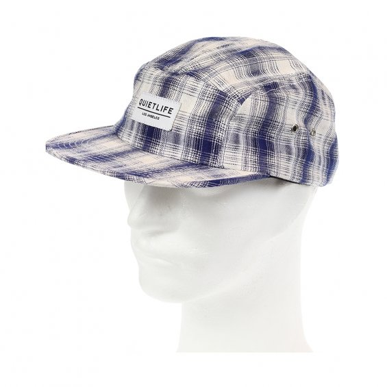 The Quiet Life OKeefe 5-Panel cap, Blue