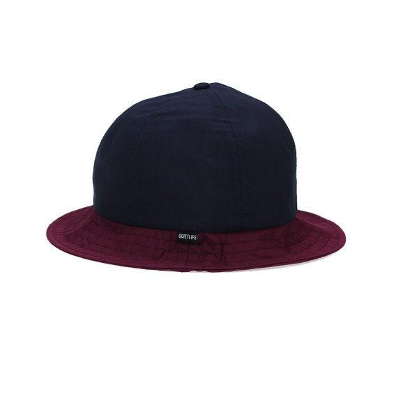 The Quiet Life Whisper Bucket, Maroon Navy