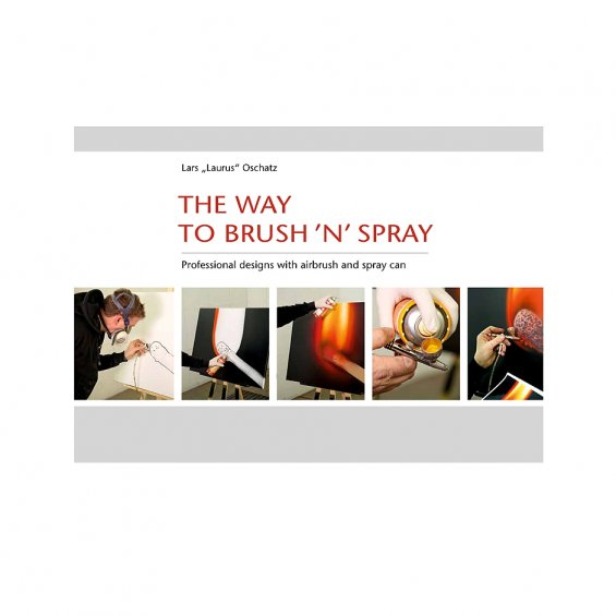The Way To Brush 'n' Spray