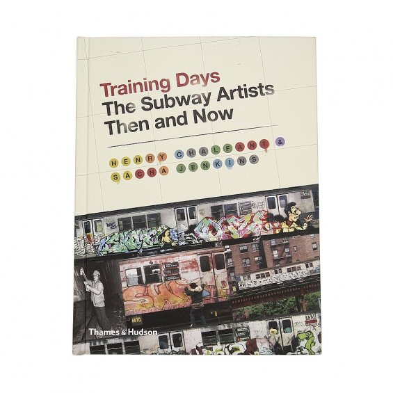 Training Days, The Subway Artists Then And Now