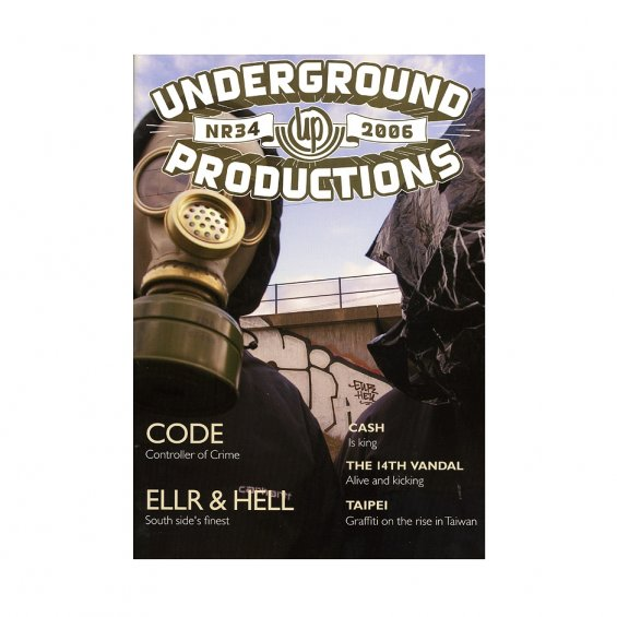 UP - Underground Productions 34