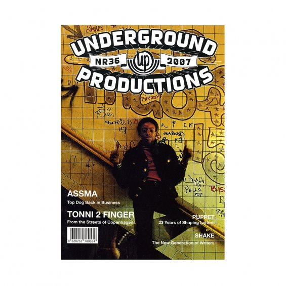 UP - Underground Productions 36