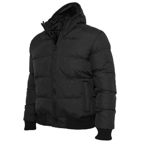 Urban Classics Hooded Bubble Blouson