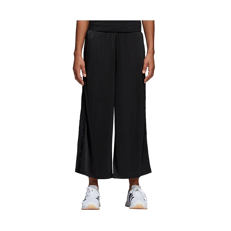 Adidas Originals W SC Ribbed Pants, Black