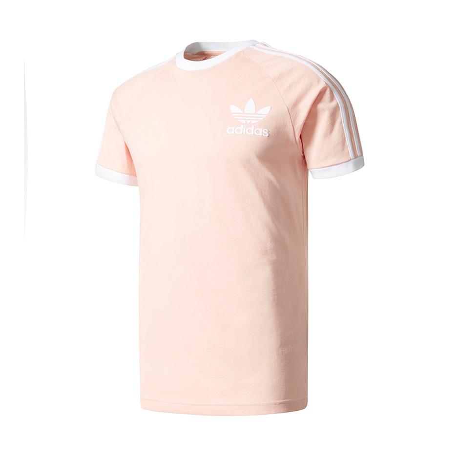 Adidas Originals CLFN Tee, Vapour Pink