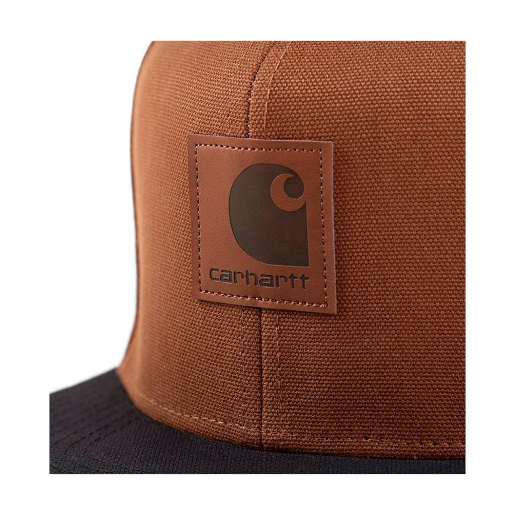 ... Carhartt Logo Cap Bi-Colored a08839a33