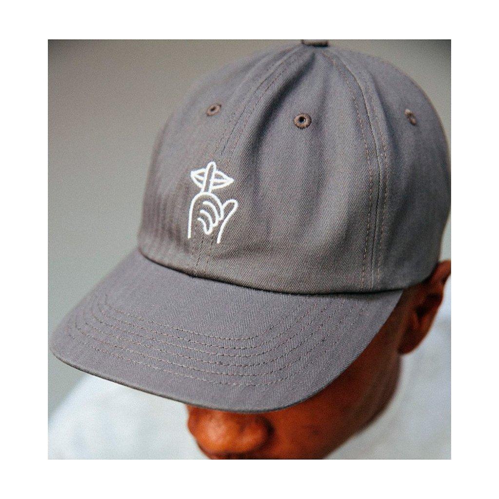 1c3f0ac2 The Quiet Life Shhh Polo Hat, Grey - Hlstore.com | Highlights