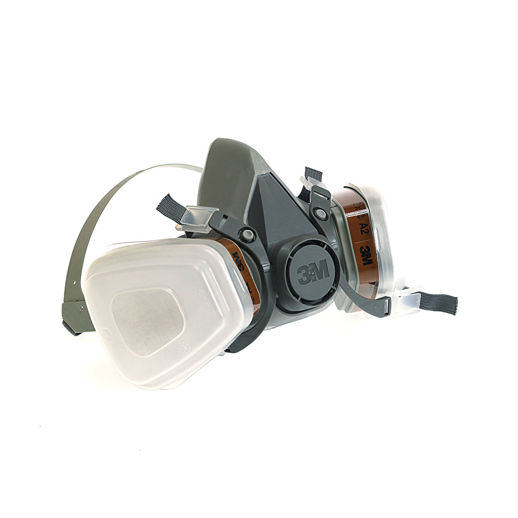 6000 Mask 3m with Gas Filter