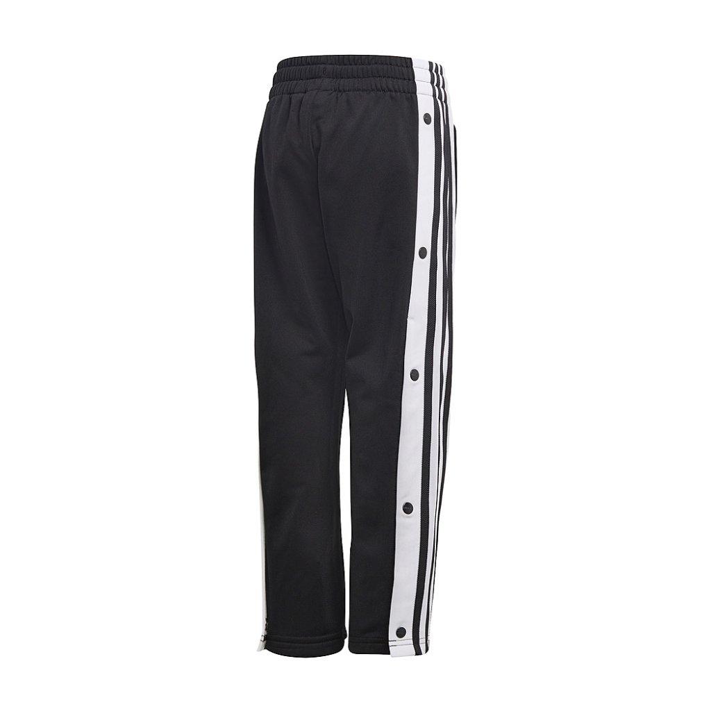 fa7460bc8fec2e Adidas Originals Kids Adibreak Track Pant, Black White   Highlights