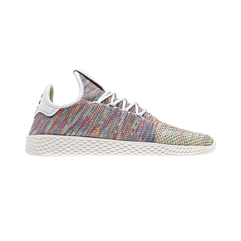 size 40 2ce7a 1385c Adidas Originals PW Tennis HU PK Shoes, Multi White  Highlig