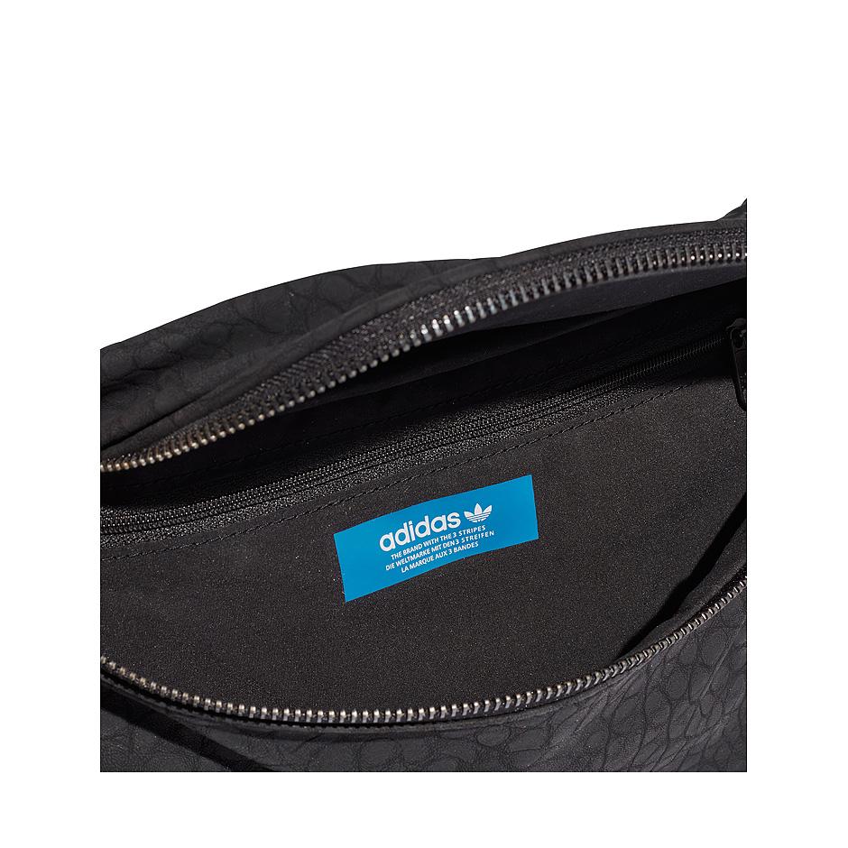 Adidas Originals AC F Bum Bag, Black