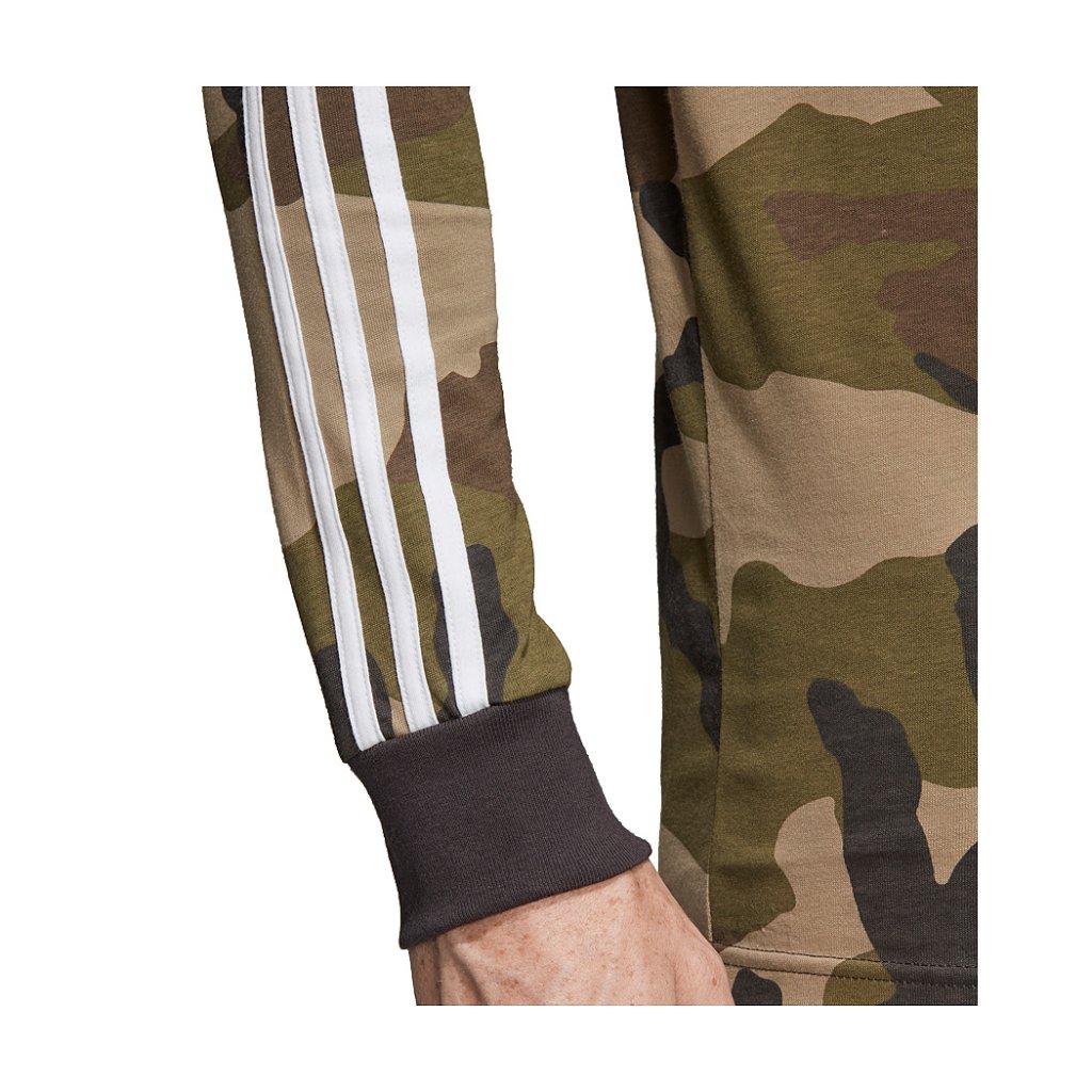 Adidas Originals Camo LS Tee, Camo