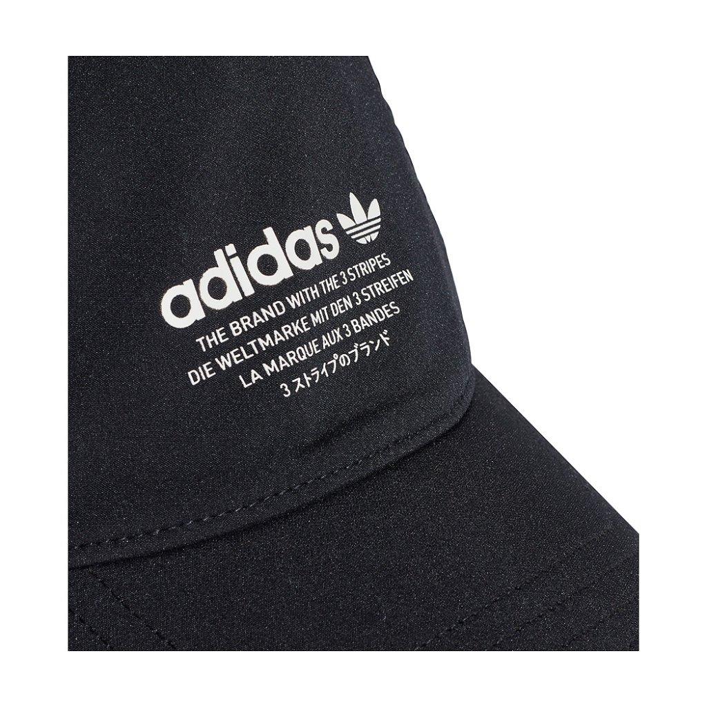 promo code 5a680 c99c2 ... Black Adidas Originals NMD Cap, Black