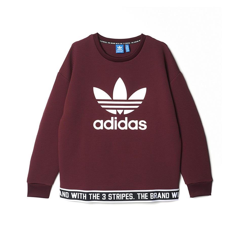 Adidas W TRF Sweatshirt 90773ae7d74f