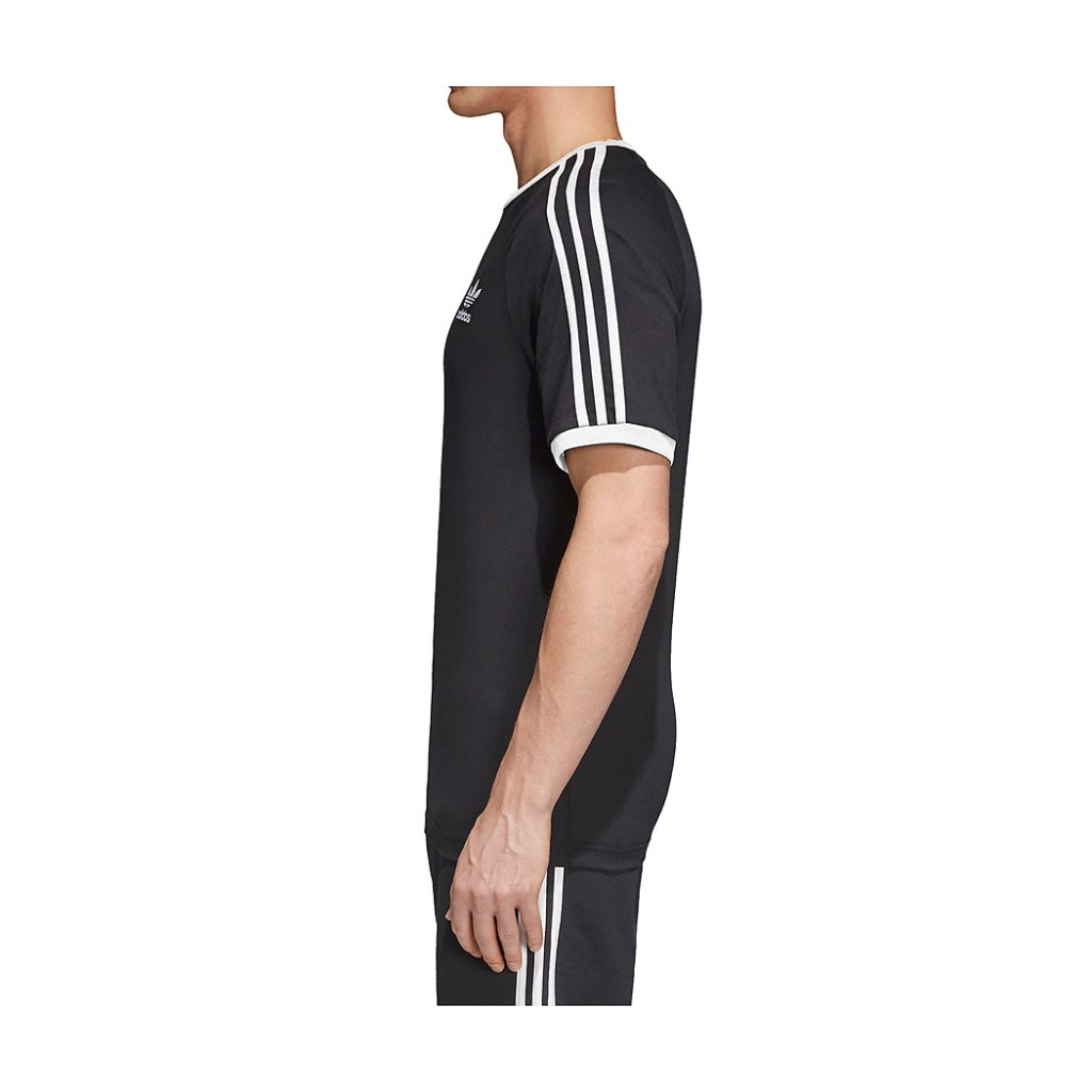 adidas Originals 3 Stripes Tee white