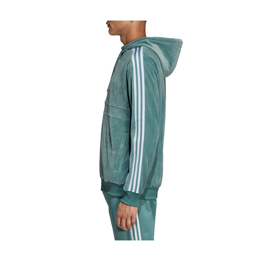 Adidas Originals Cozy Halfzip, Vapour Steel