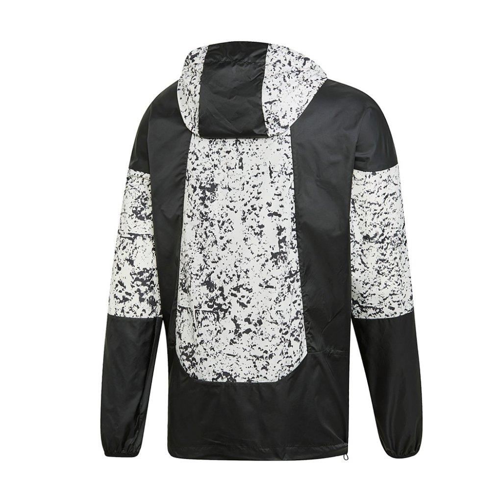 the best attitude 0c5fe d4b71 ... Adidas Originals PT3 Karkaj Windbreaker Jacket, Black White