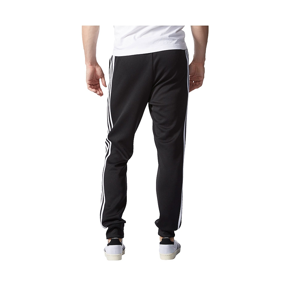 cute cheap best service find workmanship Adidas Originals SST cuffed track Pants, Black