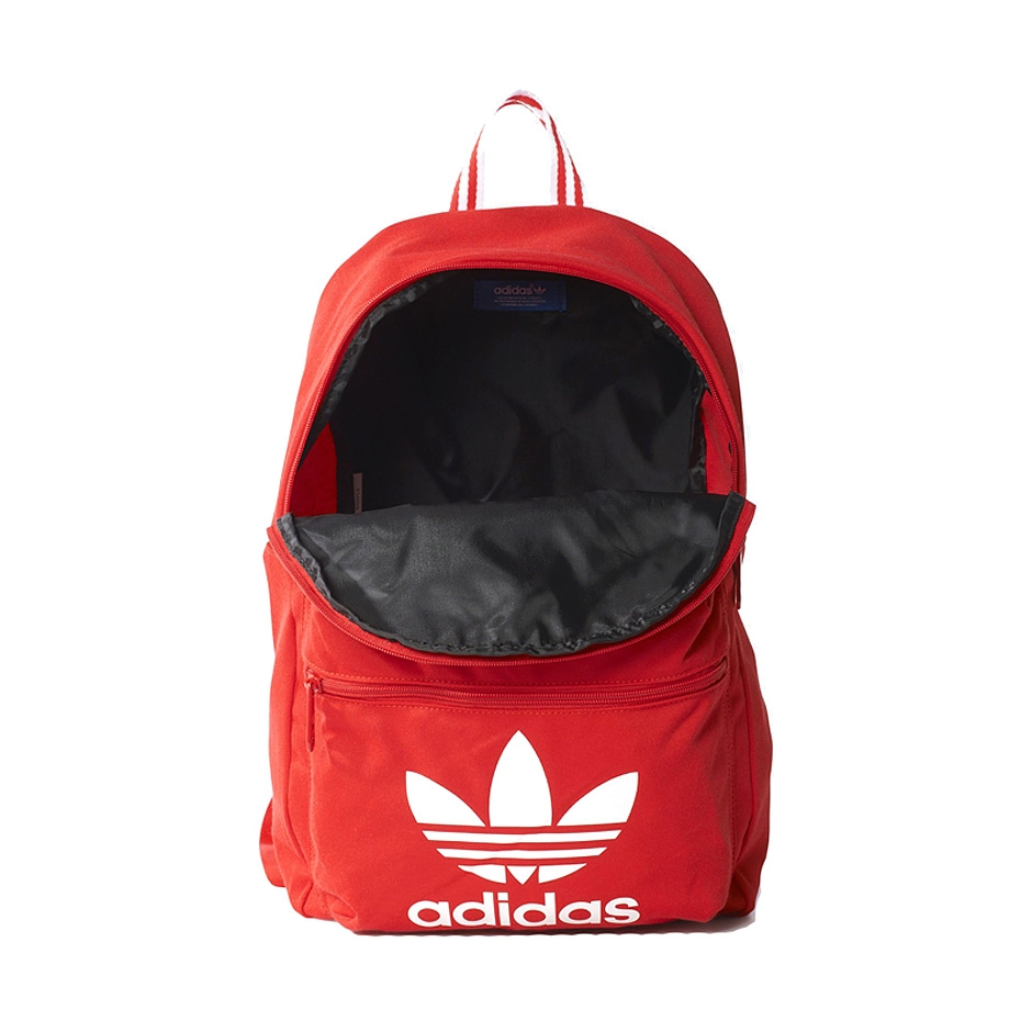 ... Red Adidas Tricot CL Backpack, Red ...