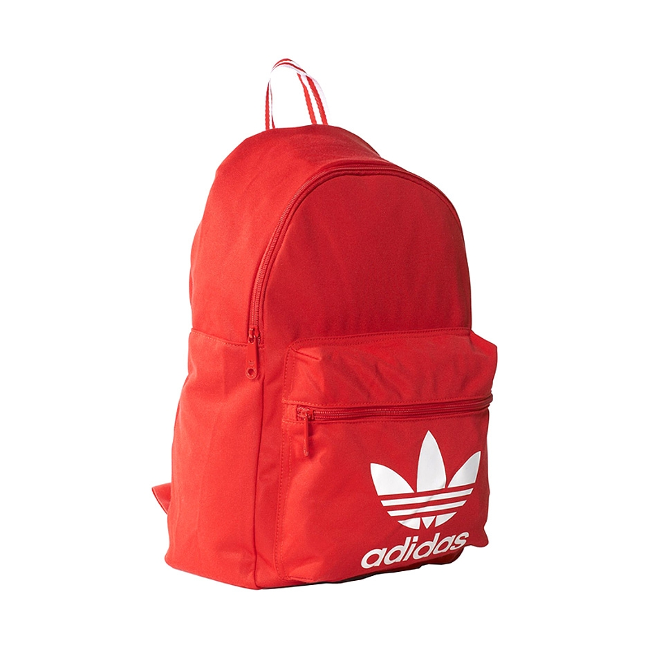 Adidas Tricot CL Backpack, Red   Highlights a2bdbaaede