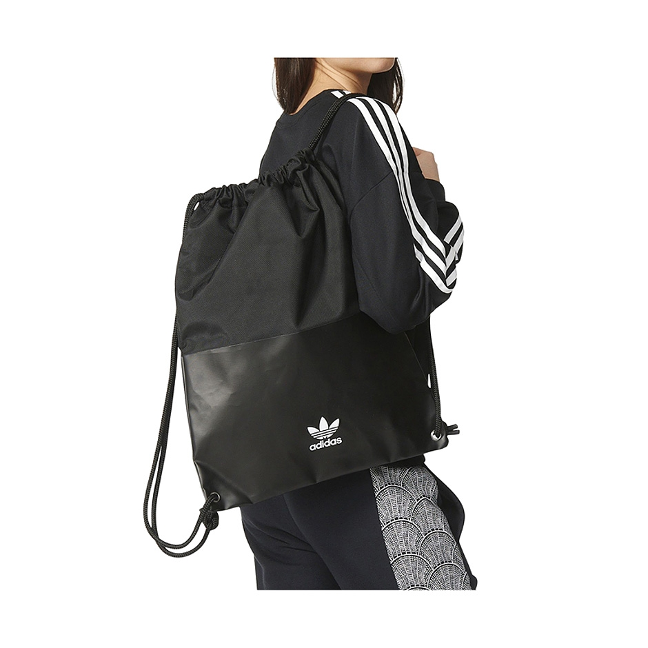 Adidas XL AC Fashion Gymsack, Black